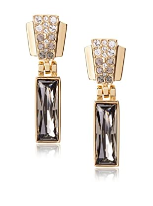 Judith Leiber Ombre Deco Earrings