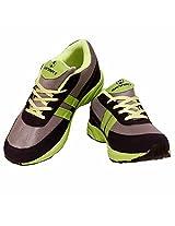 WINART NEO FOOTWEAR(GREEN/BLACK