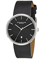 Stuhrling Original Analog Black Dial Men's Watch - 244.33151