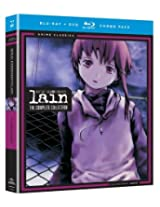 Serial Experiments Lain: Complete Series - Classic (Blu-ray/DVD Combo)