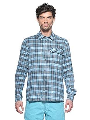 SALEWA Camisa Hombre Pelusios Co M L/S