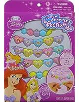 6 Pack Disney Princess Pop Beads Jewelry (25ct each)
