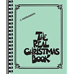 ♪The Real Christmas Book: C Iinstruments (Plastic Comb)