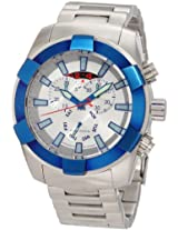 Android Men's AD538BBUS  Naval 2G Chronograph Blue/Silver Watch