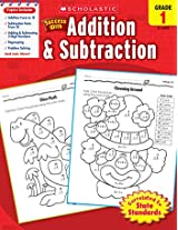 Scholastic Success With Addition & Subtraction Gr 1 By Scholastic Teaching Resources
