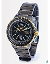 Seiko Analog Multi-Color Dial Men's Watch - SRP356K1