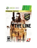 XBOX Spec Ops: The Line Premium Edition (Includes FUBAR Pack)