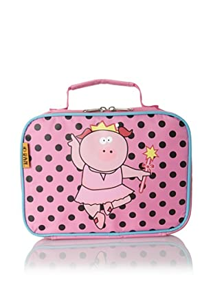 D&N Kids Ballerina Piggy Lunch Bag