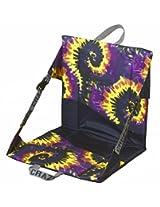 Crazy Creek Products Original Chair, Navy/Tie-Dye II