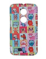 iAccy Alicia Souza Cartoon Dog's Case for Moto X2