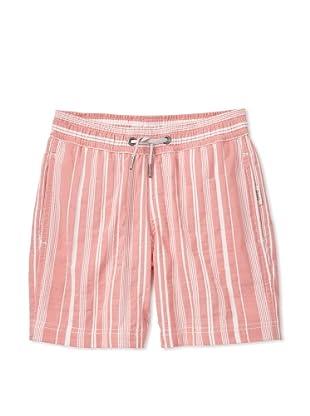 Onia Boy's Charlie Trunks (Red Stripe)