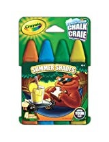 Crayola Build Your Box Summer Shades Chalk (4 Count)