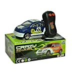Nyrwana Remote Control Crazy car Cheap (whitebase) (COLOR MAY VARY)