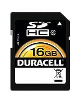 Duracell 16 GB Class 4 Secure Digital Card DU-SD-16GB-R