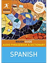 Rough Guide Audio Phrasebook and Dictionary - Spanish