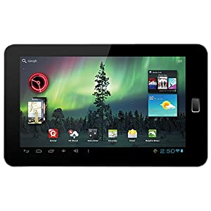 Hipstreet 7-Inch Google Certified Dual Core Tablet, 8GB Memory, Dual Camera - Bonus Case and Lenspen Screen Cleaner a $49.99 value