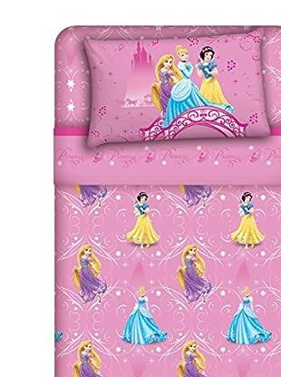 Disney Betttuch und Kissenbezug Princess Royal