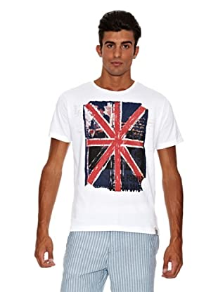The Fresh Brand Camiseta (Blanco)