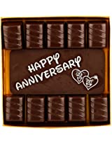 Happy Anniversary Chocolate 120 gm