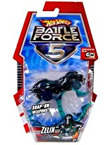 BATTLE FORCE 5 ZELIX ZEMERICK CAR