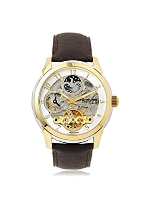 Stuhrling Men's 263.332G5K2 Classic Brown Stainless Steel Watch