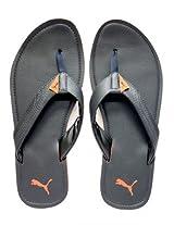 Puma Navy Blue Flip Flops