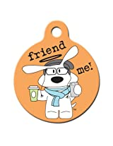 PetHub PetHub Dog is Good Friend Me ID Tag