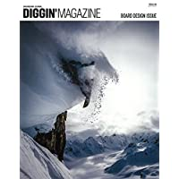 DIGGIN' MAGAZINE 2016年Vol.8 小さい表紙画像