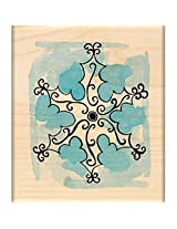 Penny Black Mounted Rubber Stamp 2.25