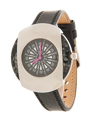 Custo Watches CU023602 - Reloj de Señora cuarzo piel Negro