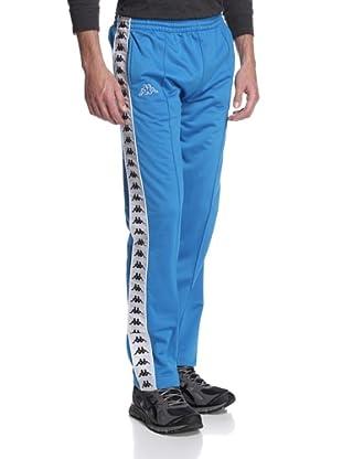Kappa Men's Banda Astoria Track Pant (Italian Blue)