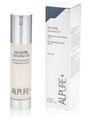 Alpure Fluido Día  SPF 15 Antiarrugas Rostro y Cuello Bio-Alpine 50 ml