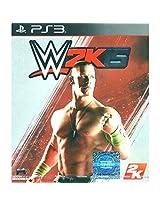WWE 2K15 PS3 English, French, German, Italian, Spanish, Language [Region Free Multi-language Edition]