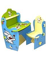 Wood O Plast Knock Down Table Chair