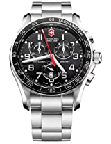 Victorinox Chrono Classic V241443 Chronograph Watch - For Men