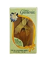 Classic Gardenia By Dana Eau De Cologne Spray 14.78 ml