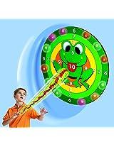 Frog Target Game