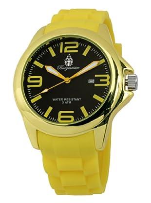 Burgmeister Damen-Armbanduhr XL Analog Quarz Silikon BM166-090C