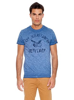 Pepe Jeans London Camiseta Rye (Azul)