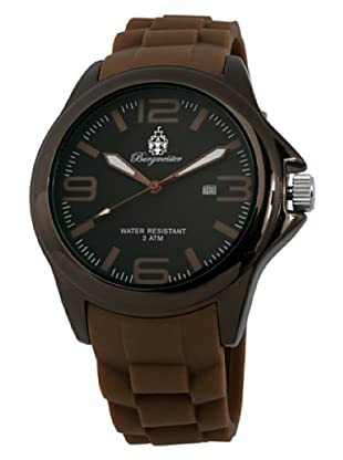 Burgmeister Damen-Armbanduhr XL Analog Quarz Silikon BM166-095