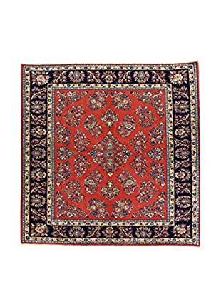 L'Eden del Tappeto Teppich Yazd rot/mehrfarbig 227t x t227 cm
