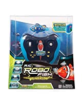 Robo Fish Robot R/C Remote Control Life-Like Fish with Tank
