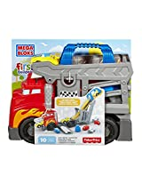 Fisher Price First Builders Smash N Crash Rig, Multi Color