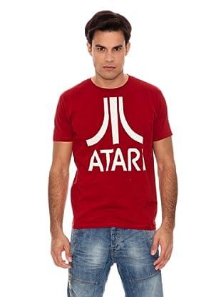 Springfield Camiseta Atari (Rojo)