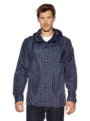 Burton Jacke  Mb Wind (eclipse ruler plaid)