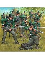 02581 1/72 British Snipers Napoleon War