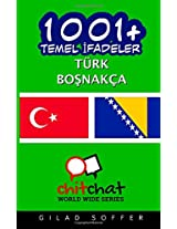 1001+ Basic Phrases Turkish - Bosnian