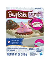 Easy Bake Ultimate Oven Red Velvet Cupcakes