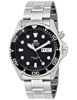 "Orient Men's EM65008B ""Ray"" Stainless Steel Automatic Watch"