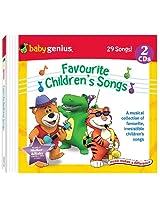 Baby Genius - Favourite Chidren Songs 2 Audio CD In English